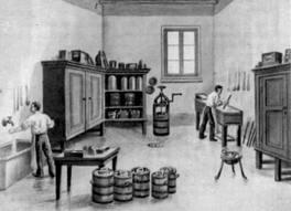 vecchio laboratorio