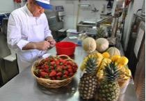 frutta tagliata
